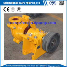 High chrome horizontal slurry pump 4/3D-AH