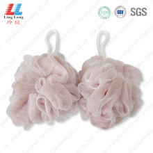 Alluring mesh absorb sponge ball
