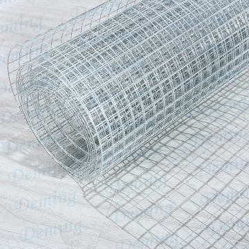 Galvanized and PVC Coated Welded Wire Mesh