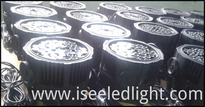 LED Par Light Factory Production