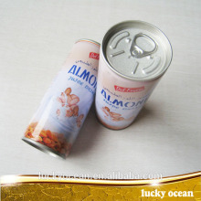health almond juice drink