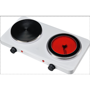 hotplate and Ceramic Glass Combine