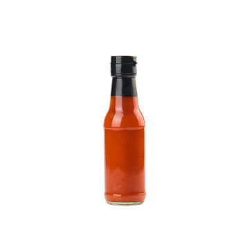 160g Glass Bottle Chilli Sauce