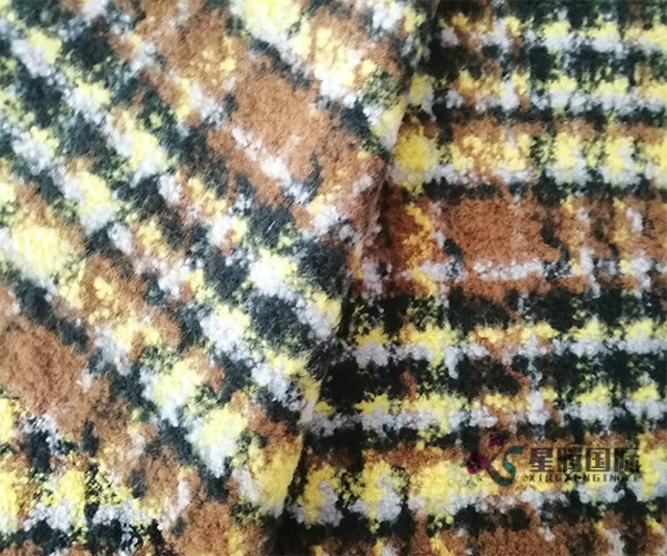 Luxury Fashion Wool Fabric
