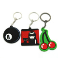100% Eco Friendly Mixed colors 2018 free keychain