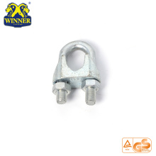 PriceList for for Us Type Chain Shackle Wholesale stainless Steel Small Steel Wire Rope Clip export to Lebanon Importers