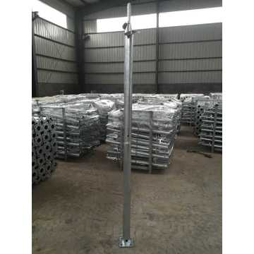 Heavy-Duty Ground Screw Pole