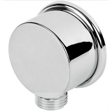 Round Shower Spout With Flange