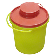 10 Years for Small Sharps Container Sharps Container 1.5L supply to Norfolk Island Manufacturers