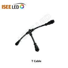 4Pin IP65 DMX Connection T Cables