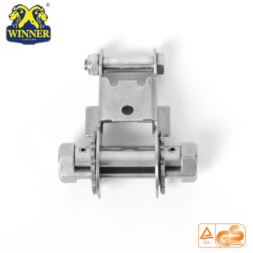 Wrench Drive Stainless Steel Ratchet Buckle For Lashing