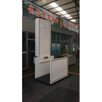 0.3t Wheelchair Platform Lift Disabled Scissor Lift Platform