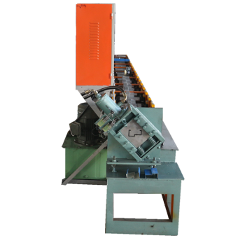 Door Frame Steel Slat Roll Forming Machine