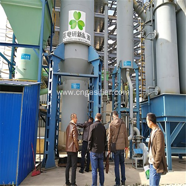 Energy Saving 1MW Rice Husk Power Genaration