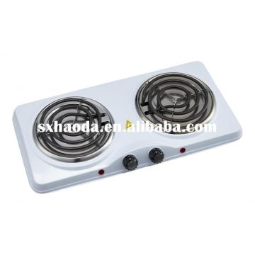Electric Double Cooking Hotplate