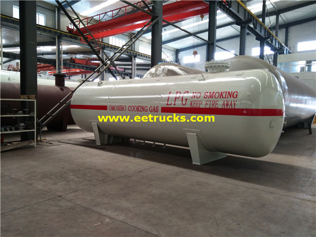 20m3 Propylene Gas Aboveground Vessels