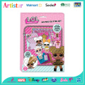 LOL No Mess Glitter Art attractive art set