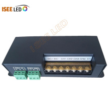 DC12-24V RJ45 LED Lighting 4CH DMX512 Decoder