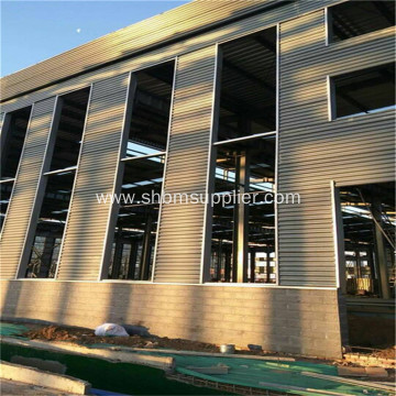 Eco-friendly No-formaldehyde Heat-Insulating MGO Roof Sheet