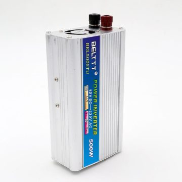 Portable 500w Modified Sine Wave Car Inverter