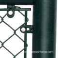used hot dipped chain link fence 36 inch