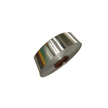 Thickness 0.2mm Aluminum Strip For Transformer/Fin Radiator