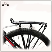 Disc brake mountain bike rear rack high strength bicycle rear rack
