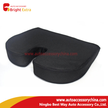 Reliable for Professional Car Accessories 100% Pure Memory Foam Luxury Seat Cushion supply to Cyprus Exporter