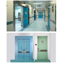 High Quality for Swing Door Medical door/Lab door/Cleanroom door export to Qatar Importers