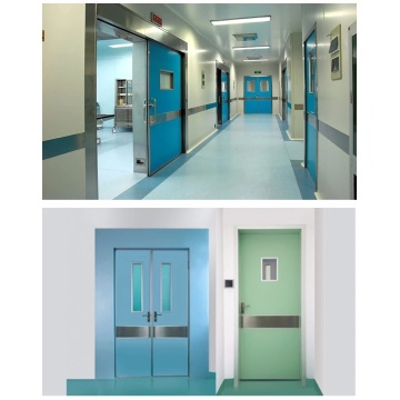 Rapid Delivery for Refrigerated Swing Door Medical door/Lab door/Cleanroom door supply to East Timor Importers