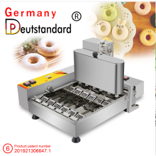 Commercial Donut Cake Making Machine with 6pcs