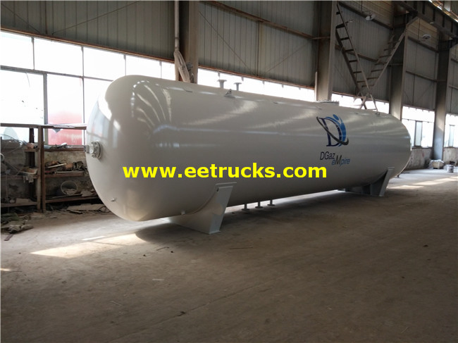 45000L 20ton Propane Storage Tanks