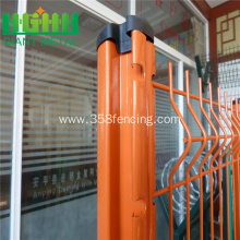 2.4m High  Perimeter Twin Wire Mesh Fencing