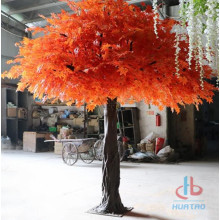 Red And Green Artificial Maple Tree