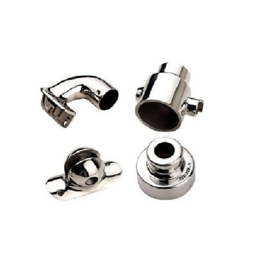 CNC Lathe Machined Parts-Stainless Steel Processed Parts