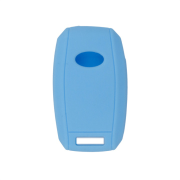 Classic Kia 4 buttons silicon key cover