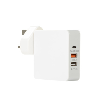 68W 3 Ports Travel USB Wall Charger