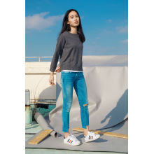 100% Original Factory for Women'S Cashmere Sweaters cropped round neck sweater export to Virgin Islands (U.S.) Manufacturers