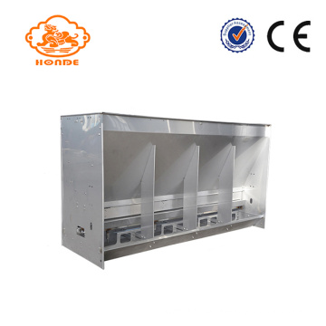 Double Side SST Auto Feeder For Pigs