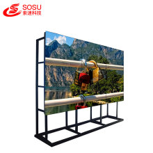 46 inch lcd video wall advertising screens