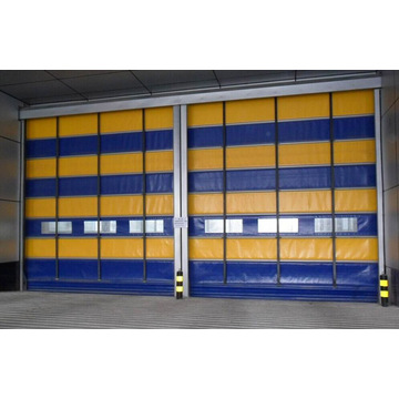Security High Speed Stacking Door