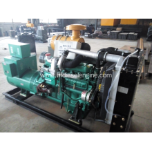 4 cylinder diesel generator set for 50kw