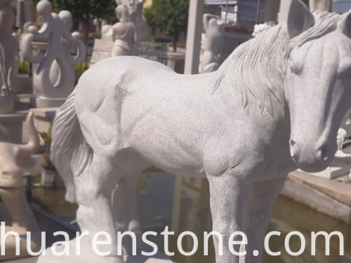 Life Size Horse Statue