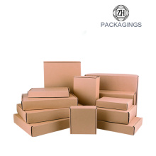 10 Years for  Custom cardboard packaging mailing moving shipping boxes supply to Honduras Factory