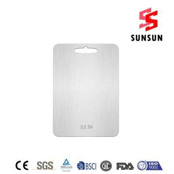 18/8 Superior Quality  Stainless Steel Cutting Board
