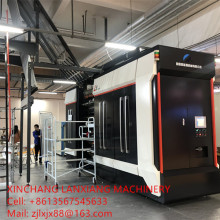 LX 1200 Draw texturing machine with spandex feeding