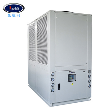Peralatan Laboratori Skru Air Cooled Industrial Chiller