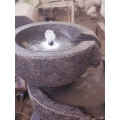G654 dark grey granite fountain