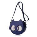 Cartoon cat decorative shoulder bag handbag