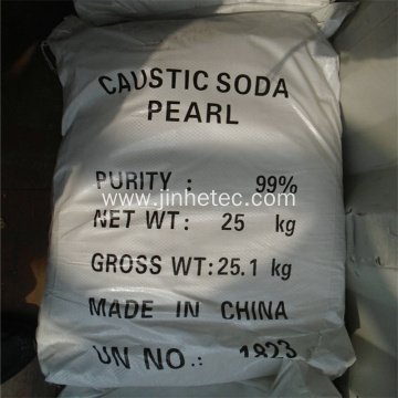 Pearls Sodium Hydroxide Caustic Soda